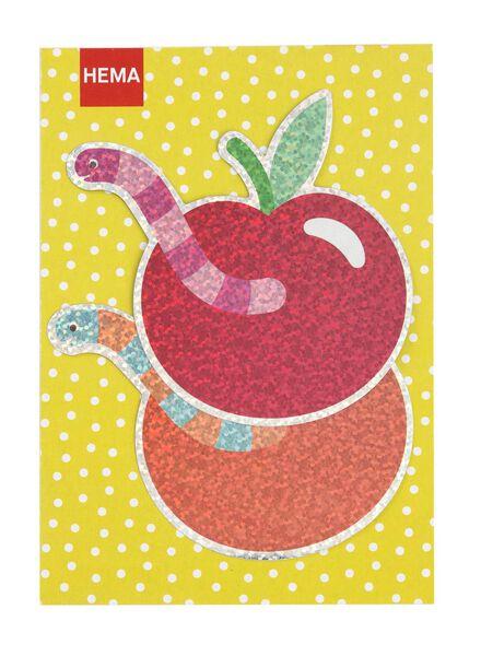 2-pak XL stickers - 15910123 - HEMA