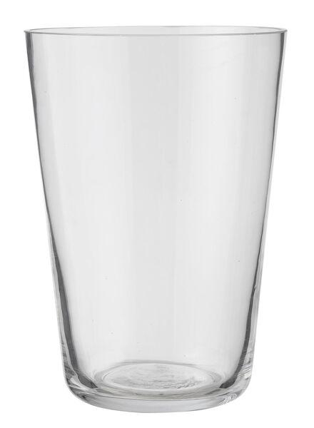 vaas - 20 x Ø 14.2 cm - transparant glas - 13391003 - HEMA