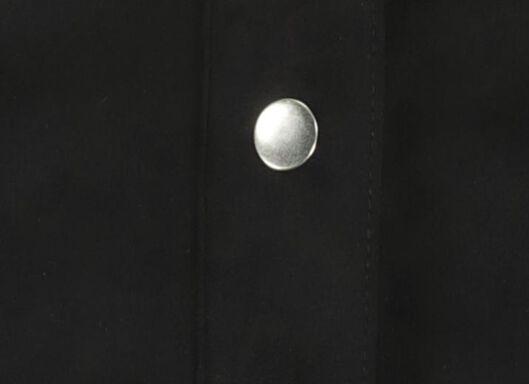 damesrok zwart zwart - 1000018278 - HEMA