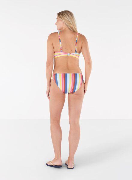dames bikinislip gerecycled multicolor multicolor - 1000013922 - HEMA