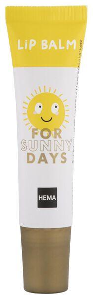lipbalm sunny 15ml - 17860121 - HEMA