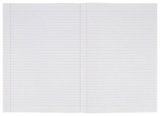 schriften - 29.7x21 - gelinieerd - 2 stuks - 14502208 - HEMA