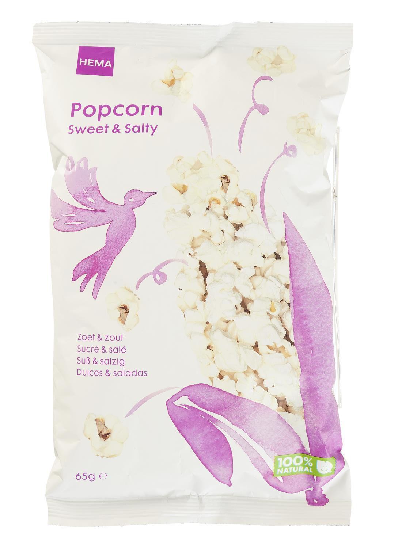 HEMA Popcorn Zoet & Zout
