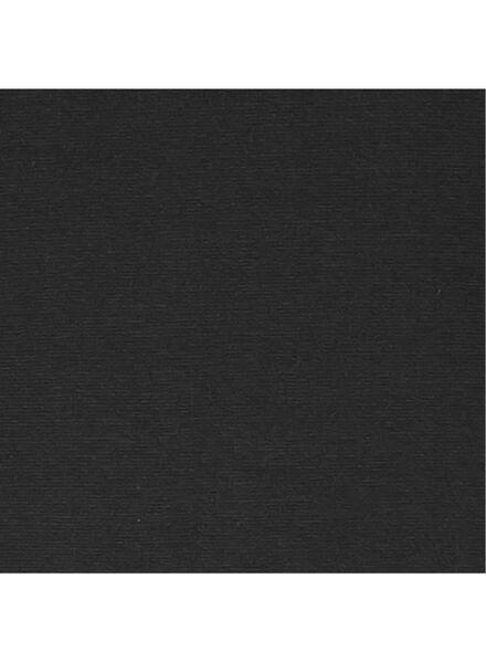damesjurk zwart zwart - 1000004916 - HEMA