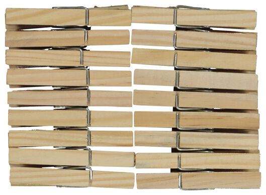 Wasknijpers 36 stuks - in Wasknijpers