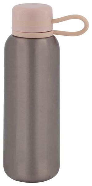waterfles 300ml rvs - 80640008 - HEMA