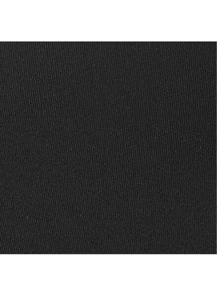 damesbrazilian micro zwart zwart - 1000015622 - HEMA