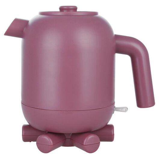 waterkoker Ketelbinkie snoerloos - 1.2 liter - oudroze - 80010083 - HEMA