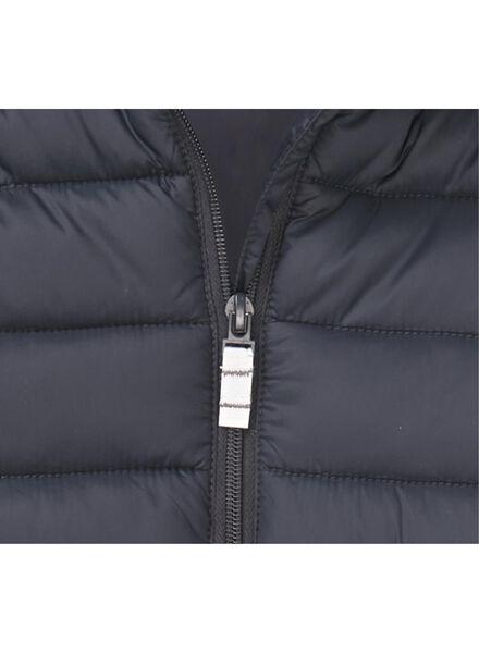 kinderjas donkerblauw donkerblauw - 1000008591 - HEMA