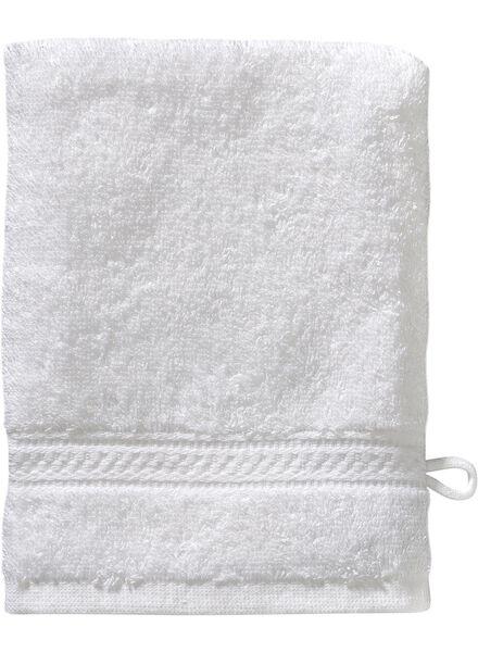 washand - zware kwaliteit - wit uni - 5232600 - HEMA