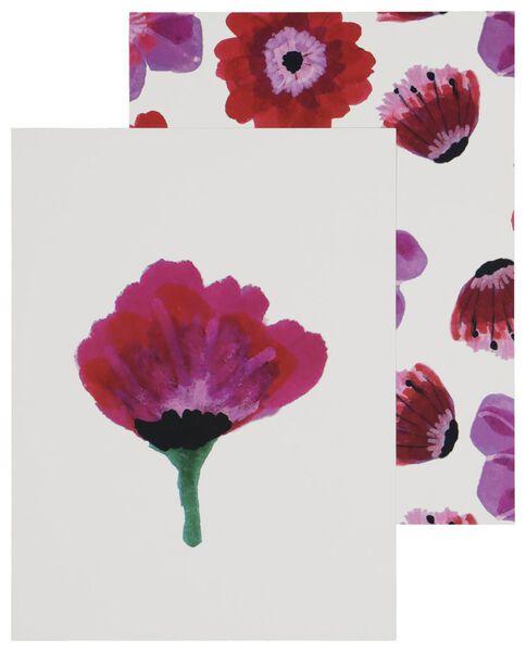 posters 15 x 20 - 2 stuks - 13692004 - HEMA