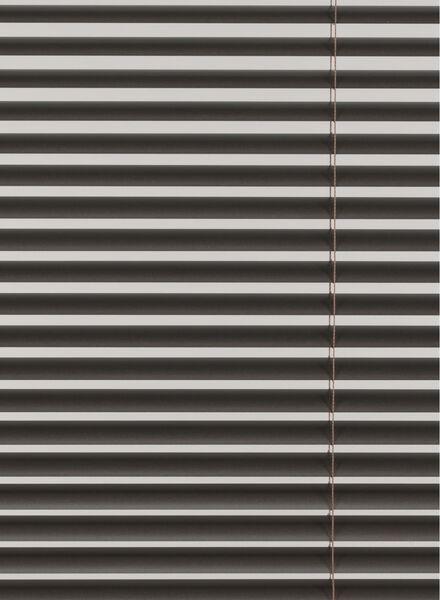 jaloezie aluminium zijdeglans 25 mm - 7420020 - HEMA