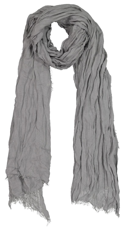HEMA Damessjaal 200x80 (grijs)