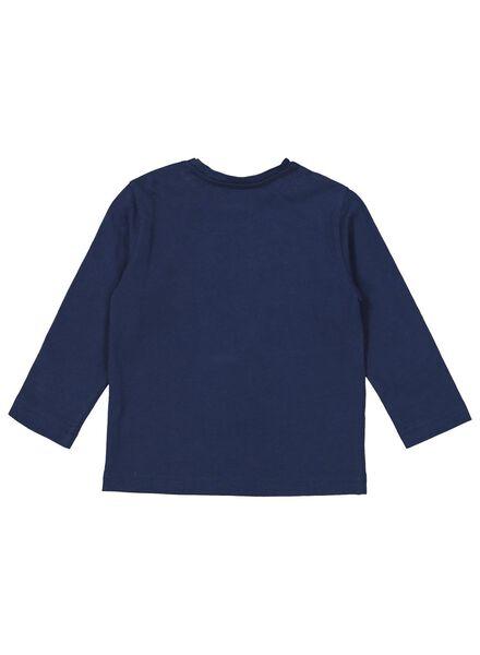 babypyjama kerst donkerblauw - 1000016980 - HEMA