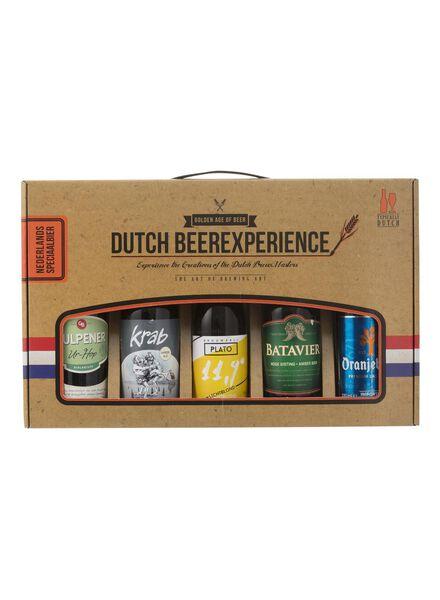 cadeauset Hollandse speciaalbieren - 17400025 - HEMA