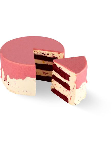 dripcake red velvet 8 p. - 6330017 - HEMA