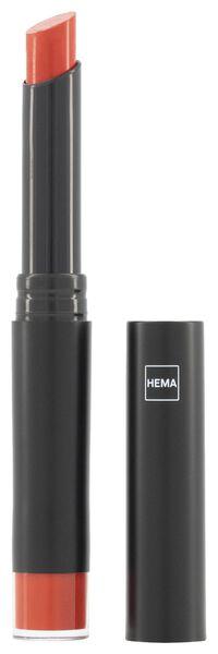 matte lipstick red rebel - 11230331 - HEMA