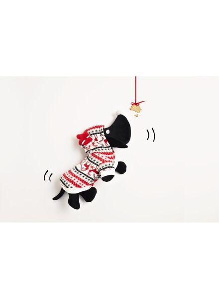 honden onesie gebroken wit gebroken wit - 1000002849 - HEMA