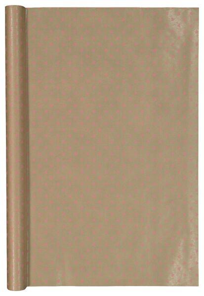 Cadeaupapier kraft - 70 x 200 - in Cadeaupapier