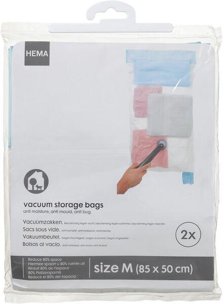 3-pak vacuumzakken medium - 39807219 - HEMA