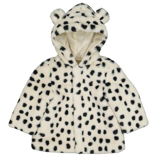 teddy babyjas gebroken wit gebroken wit - 1000020159 - HEMA