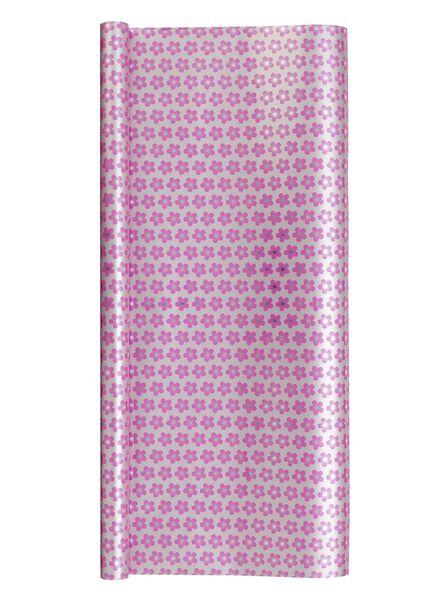 cadeaupapier bloem - 14715004 - HEMA