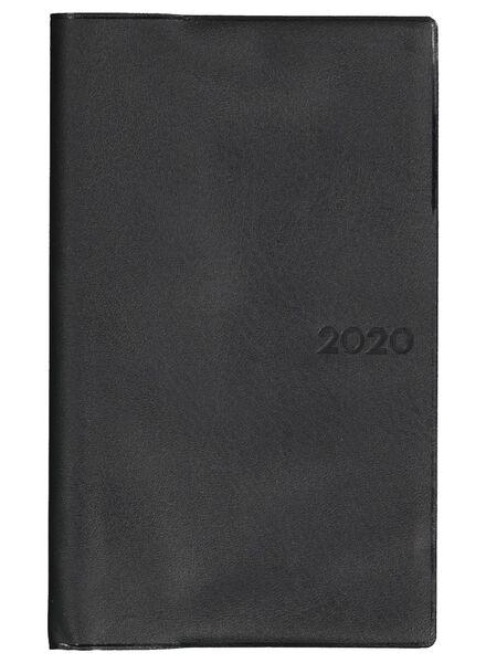 agenda 2020 - 16.5 x 11 cm - meertalig - 14600232 - HEMA