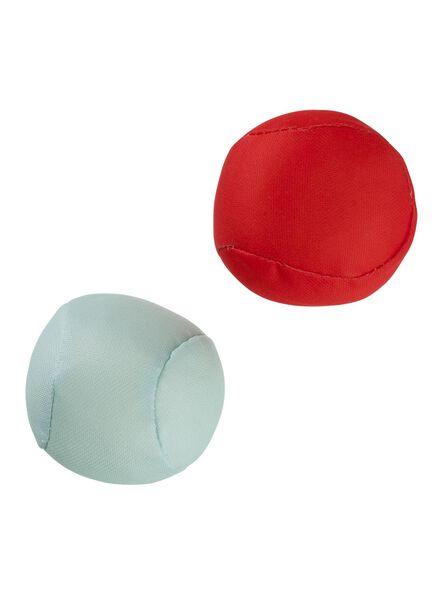 2-pak neopreen ballen - 15860164 - HEMA