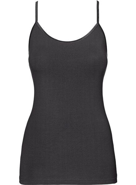 dameshemd zwart zwart - 1000002181 - HEMA