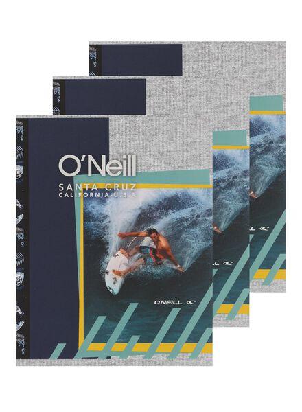 3-pak schriften O'Neill A5 gelinieerd - 14940260 - HEMA