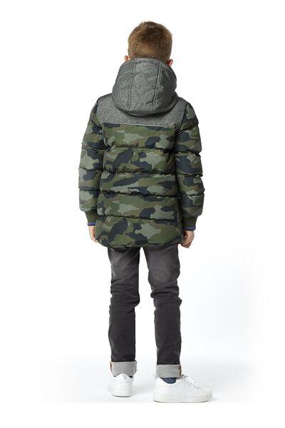 kinderjas legergroen legergroen - 1000020362 - HEMA