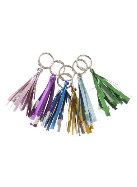 6-pak glasmarkeerders - 25250029 - HEMA