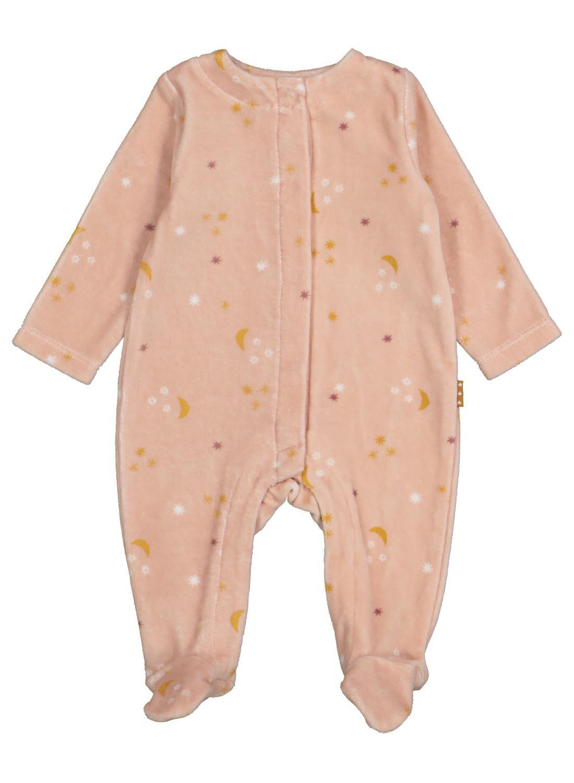 HEMA Newborn Baby Jumpsuit Roze (roze)