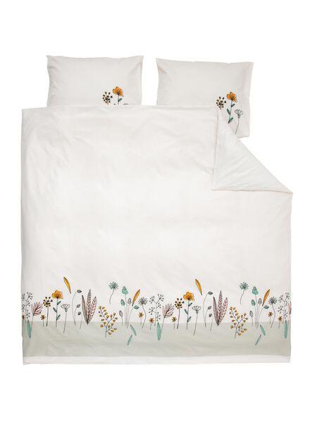 soft cotton dekbedovertrek 240 x 220 cm - 5750033 - HEMA