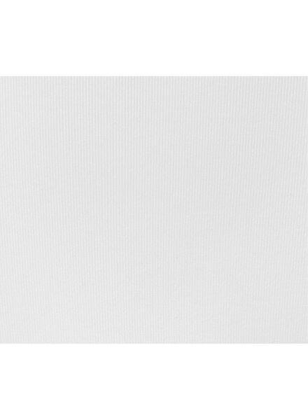 damesslip naadloos wit S - 19670236 - HEMA