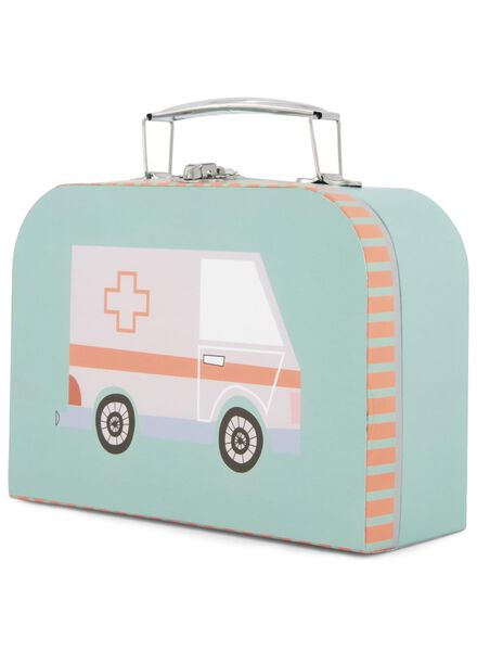 dokterskoffertje 7-delig 13.5x19x7 - 15190283 - HEMA