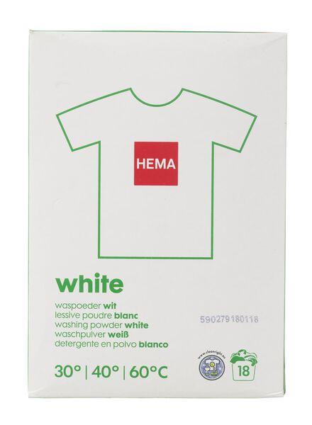waspoeder wit 1.2kg - 20500023 - HEMA