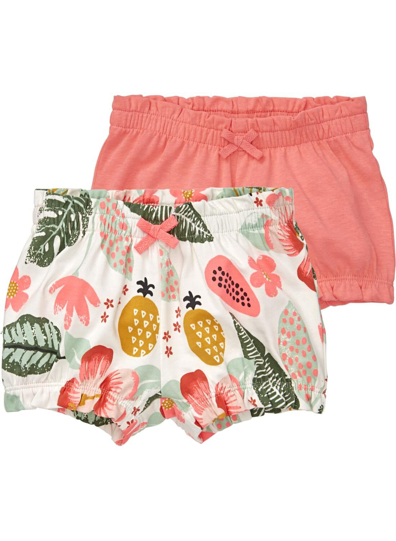 HEMA 2-pak Baby Shorts Multi (multi)