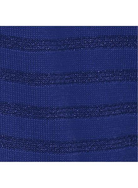damesvest kobaltblauw - 1000009359 - HEMA