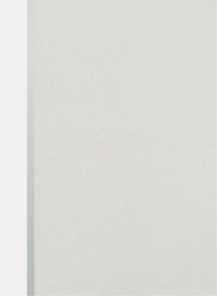 rolgordijn metallic verduisterend fluor wit metallic verduisterend - 7410675 - HEMA