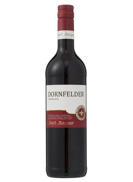 karl kaspar dornfelder - rood - 17361101 - HEMA