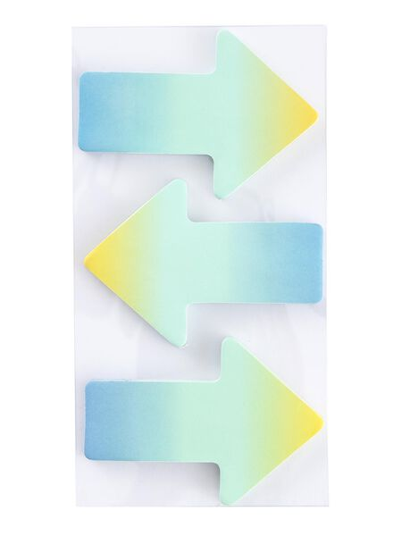 3-pak sticky notes - 14160068 - HEMA
