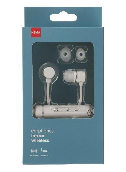 in-ear oortelefoon draadloos bluetooth - 39630081 - HEMA