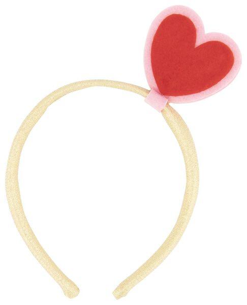 tiara hart met lichtjes - Valentijn - 60800824 - HEMA