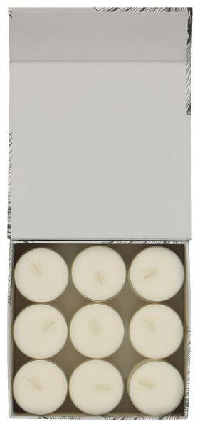 geursfeerlichten Ø3.5cm linen - 18 stuks - 13502469 - HEMA