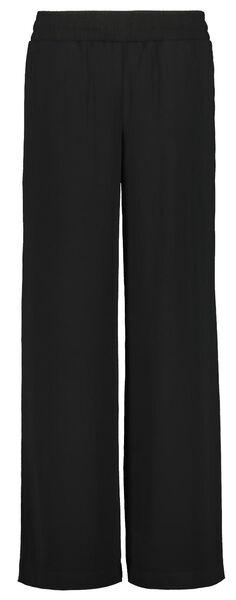 damesbroek zwart XL - 36238069 - HEMA