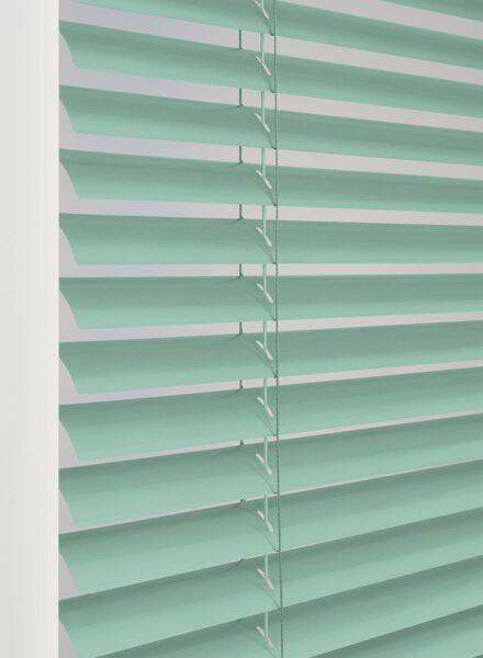 jaloezie aluminium zijdeglans 25 mm - 7420088 - HEMA