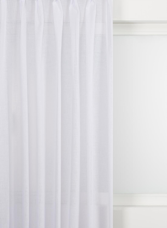 HEMA Gordijnstof Purmerend Wit (wit)