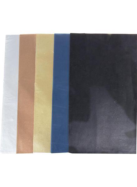 5-pak wax sheets - 15921036 - HEMA