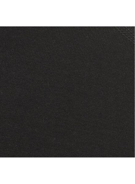 heren thermo t-shirt zwart zwart - 1000000966 - HEMA